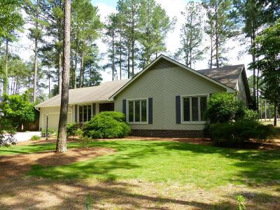 Single Family Home For Sale: 15920 Fox Lane