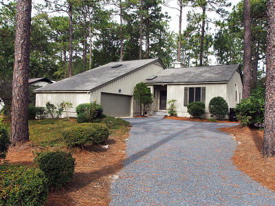 Pinehurst Single Family Home For Sale: 165 Lake Hills Road
