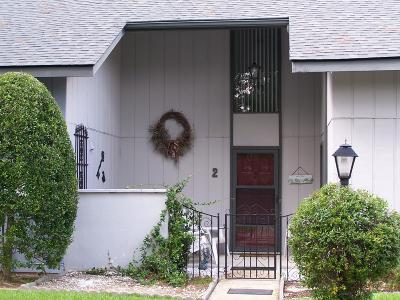Moore County Condo/Townhouse For Sale: 2 Foxhill Court