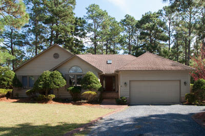 Pinehurst Single Family Home Active/Contingent: 4 Short Hills Lane