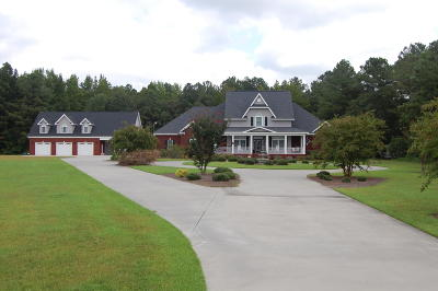Red Springs NC Single Family Home For Sale: $525,000
