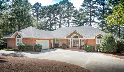 Moore County Single Family Home For Sale: 118 Pine Ridge Drive