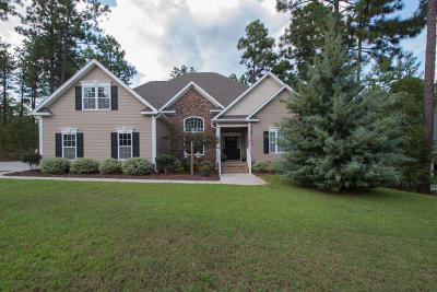 Whispering Pines Single Family Home For Sale: 417 Avenue Of The Carolinas