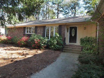 Pinehurst Single Family Home Active/Contingent: 10 Merion Circle