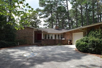 Pinehurst Single Family Home For Sale: 5 Alpine Place