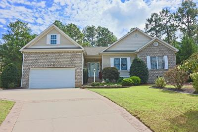 Pinehurst Single Family Home Active/Contingent: 317 Juniper Creek Boulevard