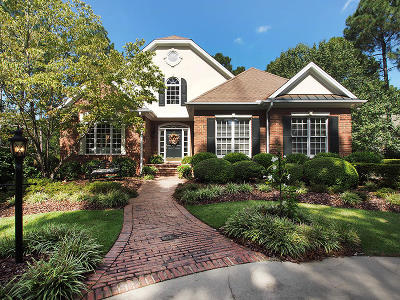 Pinehurst, Southern Pines Single Family Home For Sale: 8 Augusta Drive