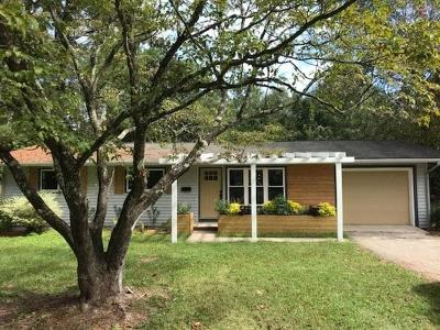 Southern Pines Single Family Home Active/Contingent: 505 W Rhode Island Avenue