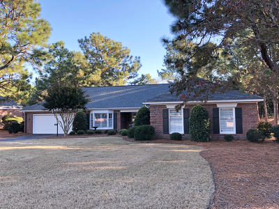 Southern Pines Single Family Home For Sale: 47 King Street