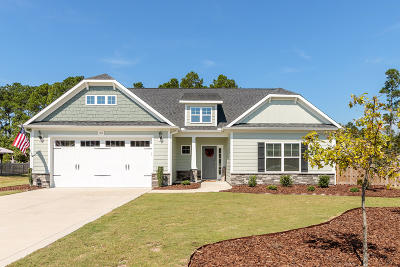 Whispering Pines Single Family Home Active/Contingent: 107 Wildflower Court