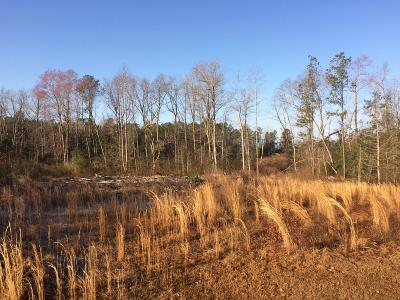 Cameron Residential Lots & Land Active/Contingent: 1816 Stanton Hill Road