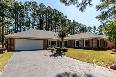 Southern Pines Condo/Townhouse For Sale: 58 Manigault Place