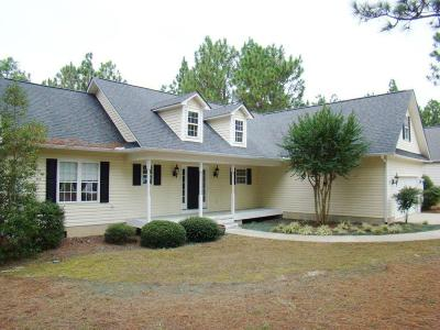 Seven Lakes, West End Single Family Home For Sale: 107 Dubose Drive