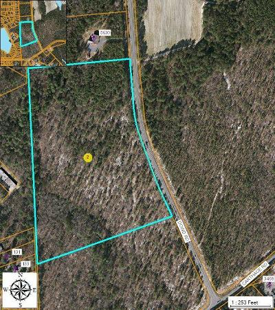 Moore County Commercial For Sale: Dowd Road