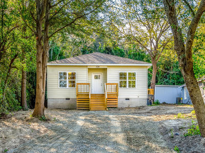 Southern Pines Single Family Home Active/Contingent: 889 S Stephens Street