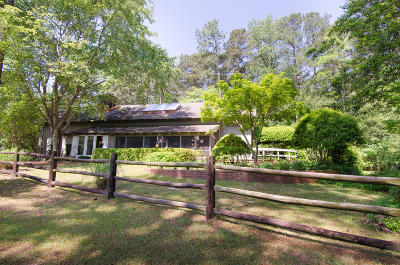 Southern Pines Single Family Home For Sale: 311 Clearwater Creek Lane