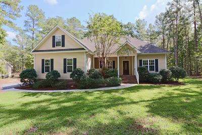 Whispering Pines Single Family Home Active/Contingent: 3129 Niagara Carthage Road