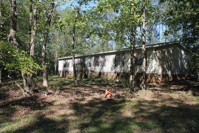 Single Family Home For Sale: 636 Sandy Ridge Church Rd