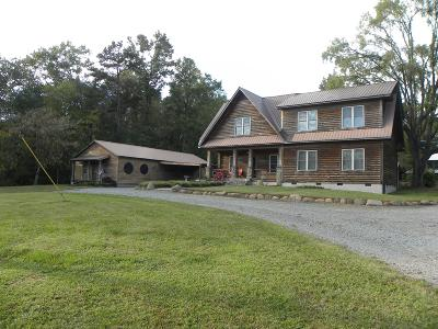 Carthage Single Family Home For Sale: 1158 Crabtree Rd Road