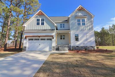 Carthage Single Family Home Active/Contingent: 600 Trinity Court