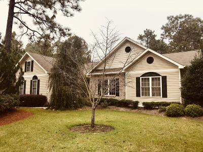 Pinehurst Single Family Home For Sale: 40 Canter Lane