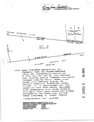 West End Residential Lots & Land For Sale: 5363 NW Beulah Hill Church Road