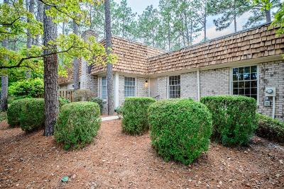 Pinehurst NC Condo/Townhouse For Sale: $220,000