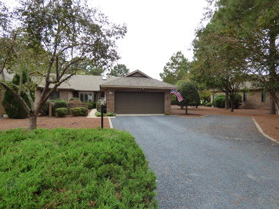 Pinehurst NC Condo/Townhouse For Sale: $232,500