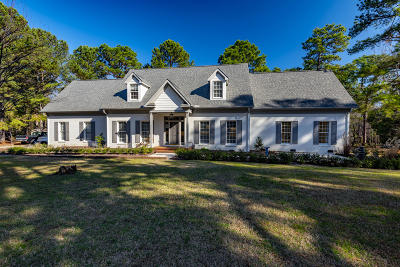 Southern Pines Single Family Home For Sale: 110 Penn Carol Lane