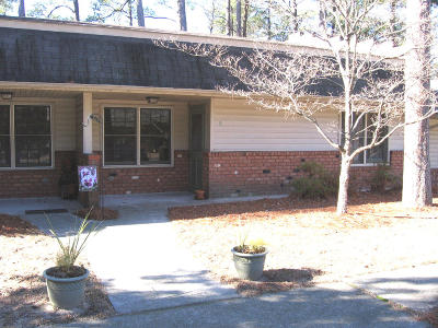 Southern Pines Rental For Rent: 220 E Illinois Avenue #8