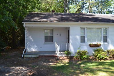 Southern Pines Rental For Rent: 268 E Indiana Avenue