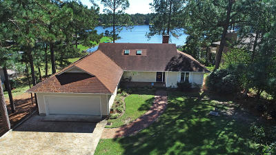 Moore County Single Family Home Active/Contingent: 105 Cottage Grove Lane