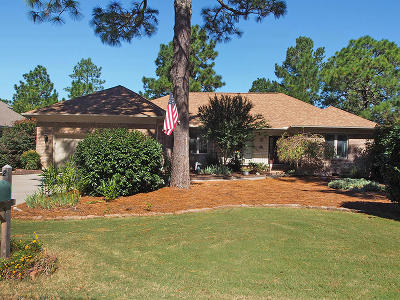 Pinehurst NC Single Family Home For Sale: $259,000