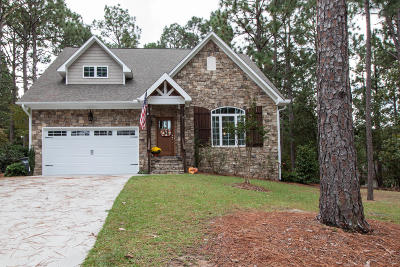 Pinehurst NC Single Family Home For Sale: $359,900