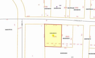 Aberdeen Residential Lots & Land For Sale: Johnson Street