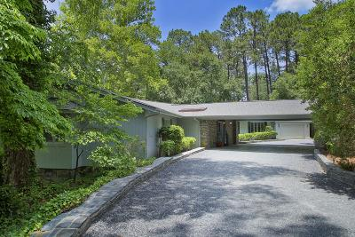 Moore County Single Family Home Active/Contingent: 280 Lake Dornoch Drive