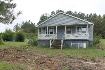 Carthage Single Family Home For Sale: 331 Stage Road Road