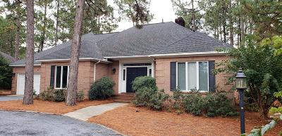 Pinehurst NC Single Family Home For Sale: $345,000