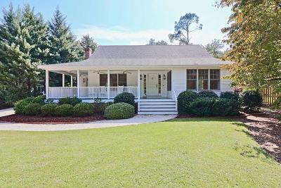 Pinehurst NC Single Family Home Active/Contingent: $529,000