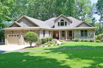 Single Family Home For Sale: 115 Greenside Lane