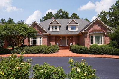 Pinehurst NC Single Family Home For Sale: $1,375,000