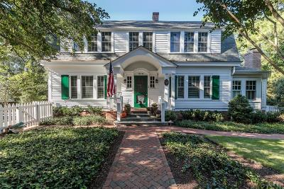 Pinehurst Single Family Home For Sale: 205 Cherokee Road