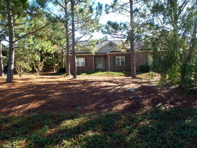 Pinehurst NC Single Family Home For Sale: $248,500
