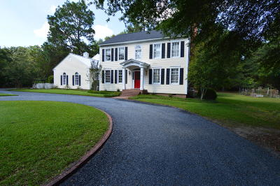 Pinehurst Single Family Home Active/Contingent: 95 Gray Fox Run