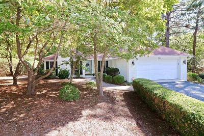 Moore County Single Family Home Active/Contingent: 270 Lake Hills Road