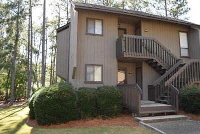 Pinehurst NC Condo/Townhouse For Sale: $115,000