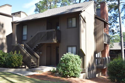 Pinehurst NC Condo/Townhouse For Sale: $118,000