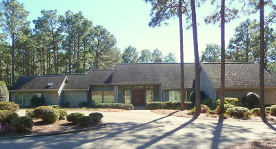 Pinehurst NC Single Family Home For Sale: $797,000