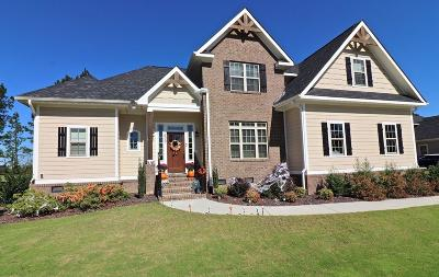 Whispering Pines Single Family Home For Sale: 609 Herons Brook Drive