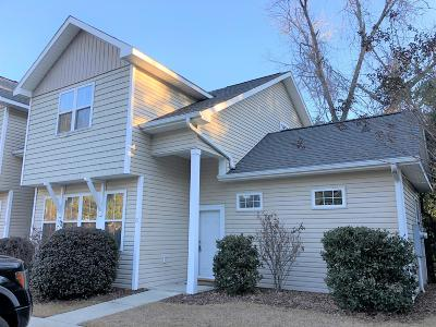 Southern Pines Condo/Townhouse For Sale: 255 E Delaware Avenue #C